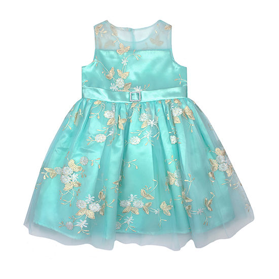 8acaac281 Nanette Baby Sleeveless Party Dress - Toddler Girls - JCPenney