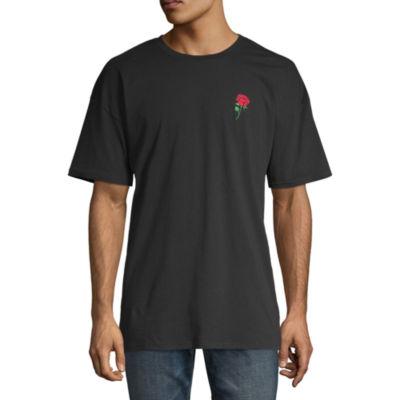 Arizona Short Sleeve Rose T-shirt