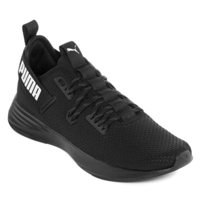 Puma Throttle Mens Lace-up Running Shoes
