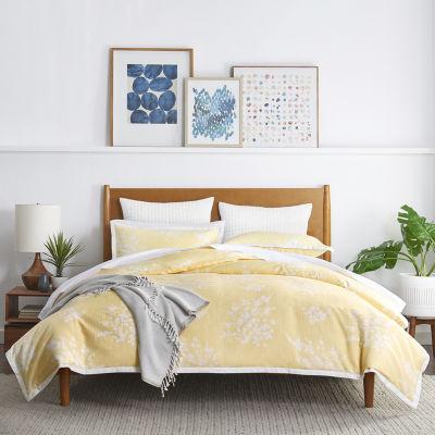 Fieldcrest Tossed Bouquet 3-pc. Floral Comforter Set