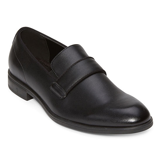 JF J.Ferrar Mens Carlisle Slip-On Shoe