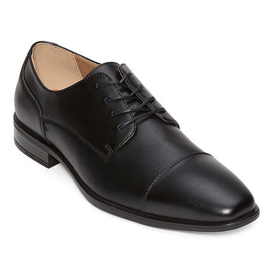 JF J.Ferrar Mens Brody Oxford Shoes