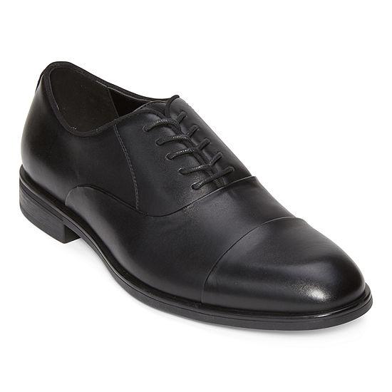 JF J.Ferrar Mens Redwood Oxford Shoes