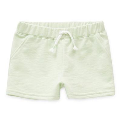 Okie Dokie Baby Girls Pull-On Short