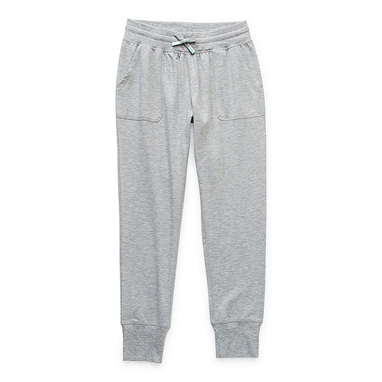 Xersion Little & Big Girls Cuffed Jogger Pant