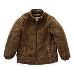 Swiss Alps Big Boys Reversible Heavyweight Quilted Jacket