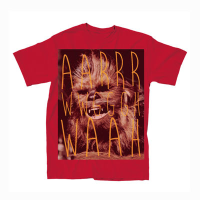 Aarrrwwgghwaa Star Wars® Graphic Tee