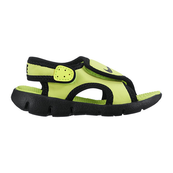 Nike® Sunray Adjustable Boys Sandals – Toddler