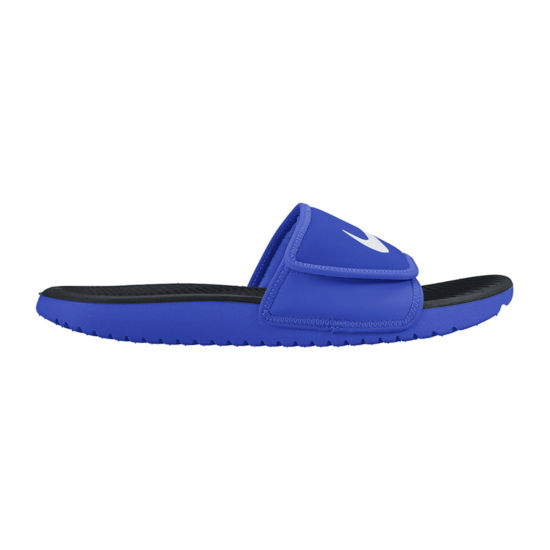 Nike® Kawa Adjustable Boys Slide Sandals – Little Kids/Big Kids