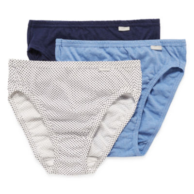 Jockey Elance® 3 Pair High Cut Panty 1487