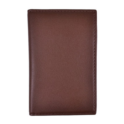 Royce® Hanover Leather Card Case