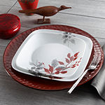 Corelle Kyoto Leaves 16-pc. Dinnerware Set
