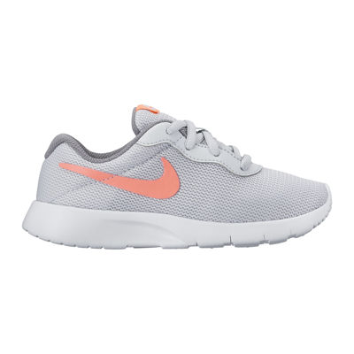 Nike® Tanjun Girls Athletic Shoes - Little Kids