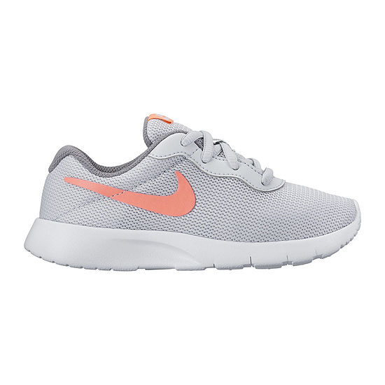white nike trainers girls tanjun