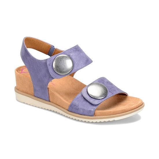 Comfortiva Womens Pamela Ii Wedge Sandals