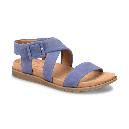 Comfortiva Andria Womens Flat Sandals