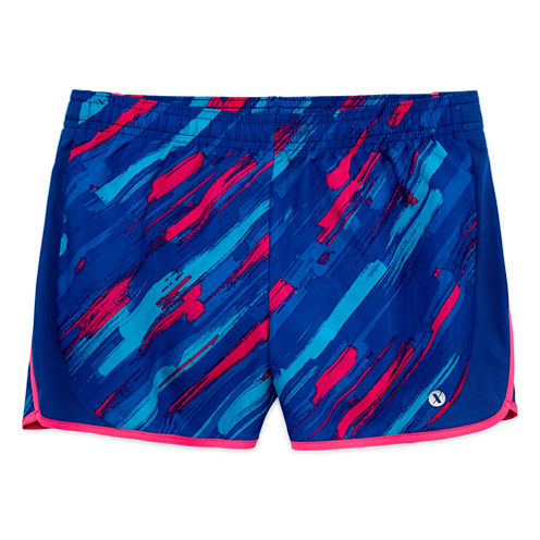Xersion Printed Running Short - Girls' 7-16 and Plus