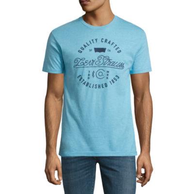 Levi's® Belfort Short Sleeve Graphic T-Shirt