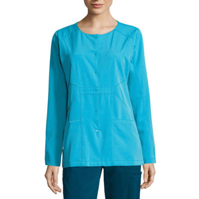 Wonder Wink Womens Scrub Jacket