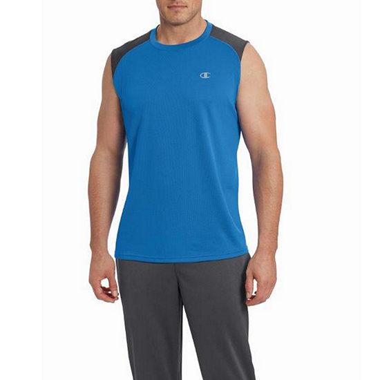 de8bb081 Champion Mens Sleeveless Muscle T-Shirt - JCPenney
