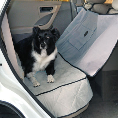 K & H Manufacturing Deluxe Pet Car Seat Saver