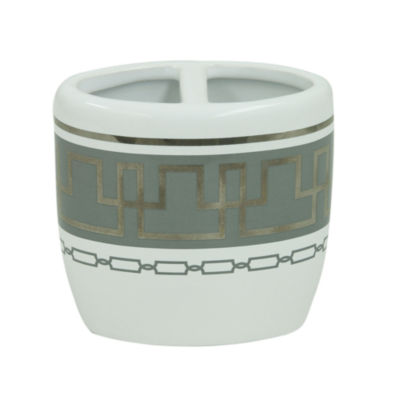 Bacova Guild Plaza Toothbrush Holder