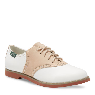 Eastland Womens Sadie Oxford Shoes Lace-up Round Toe
