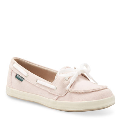 Eastland Womens Skip Boat Shoes Lace-up