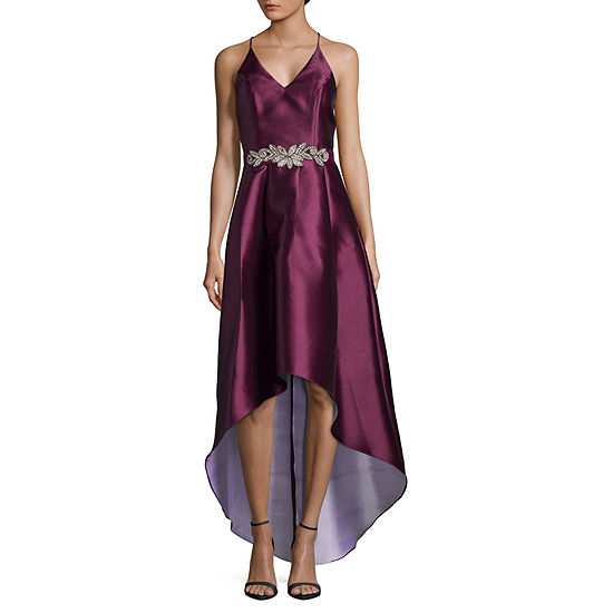 by&by Sleeveless Ball Gown-Juniors