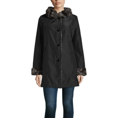 Novelti Heavy Weight Faux Fur Reversible Lined Softshell