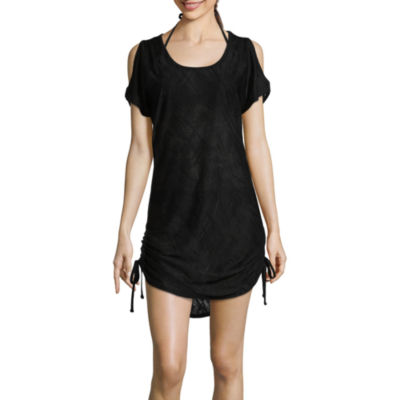 Wearabouts Crochet Swimsuit Cover-Up Dress