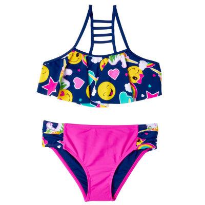 Limited Too Girls Bikini Set - Big Kid