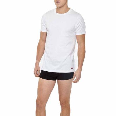 Levi's Cotton 3-pc. Short Sleeve Crew Neck T-Shirt-Big