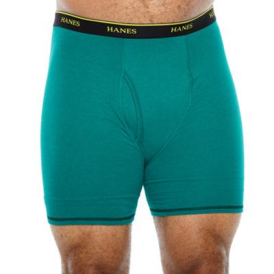 Hanes Cool Comfort 3 Pair Boxer Briefs
