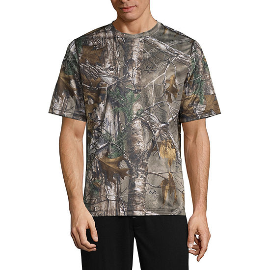 Avenger Hunting Crew Neck Short Sleeve Thermal Shirt