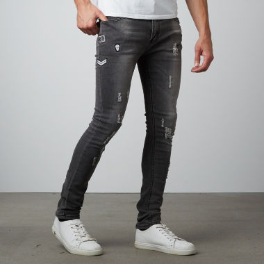 TR Premium Stylish Skinny Fit Men's Denim Jeans