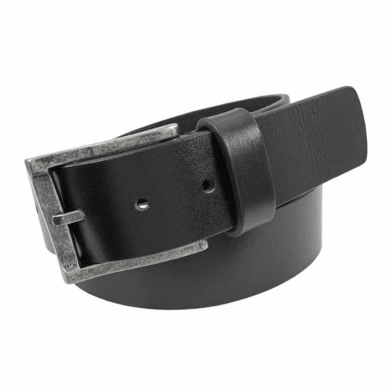 Florsheim Burnished Saddle Leather Belt - Big and Tall