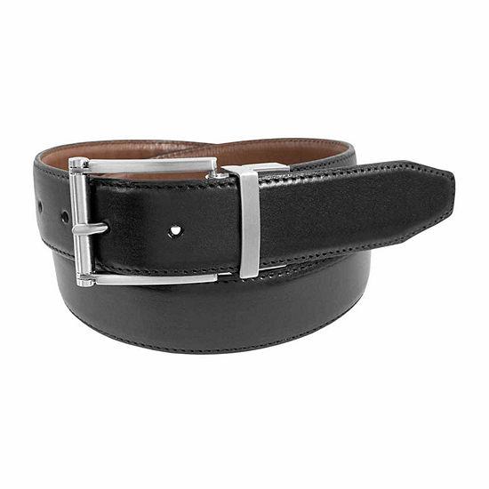 Florsheim® Reversible Full Grain Leather Belt