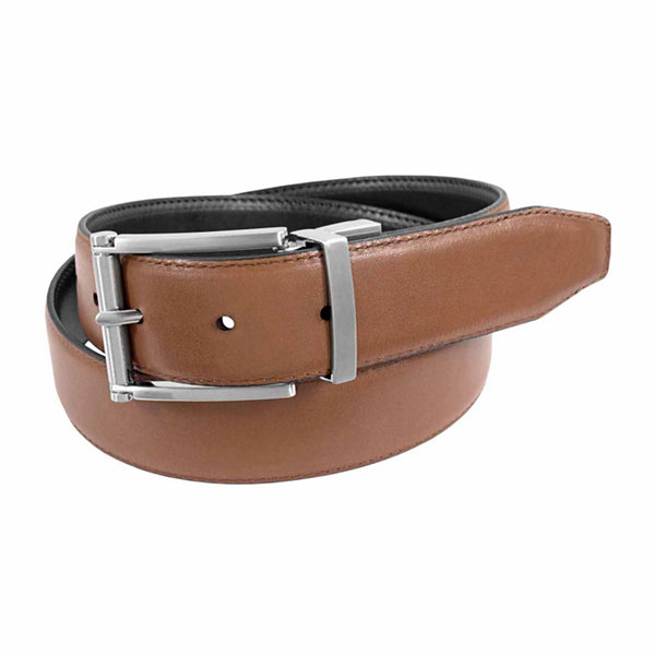 Florsheim Reversible Full Grain Leather Belt - Big and Tall