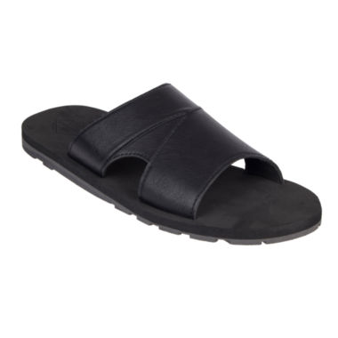 St. John's Bay Mens Slide Sandals