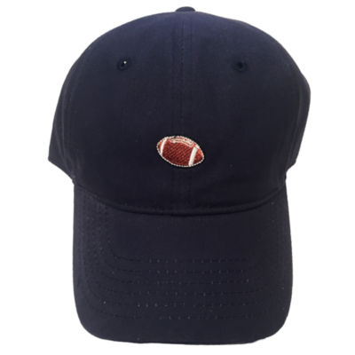 Football Embroidered Dad Hat