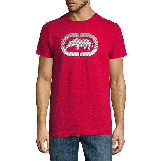 Ecko Unltd Mens Crew Neck Short Sleeve T Shirt