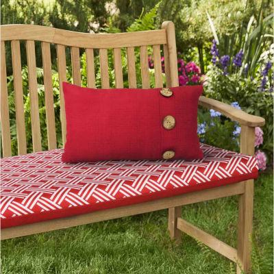 Outdoor Dècor Rectangular Outdoor Pillow