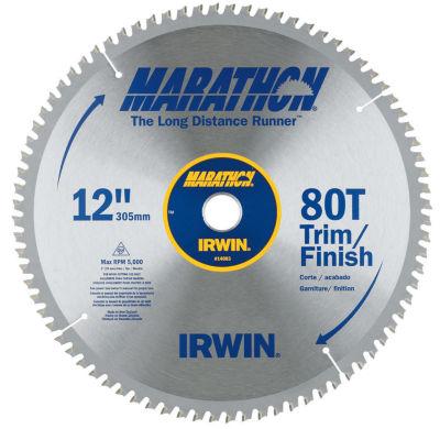 Irwin Marathon 14083 12IN 80 T Circular Saw Blade