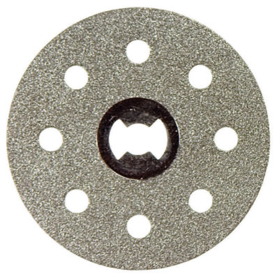 "Dremel Ez545 1-1/2"" Ez Lock Diamond Wheel"
