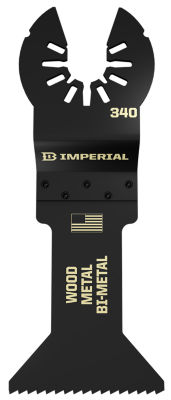 "Imperial Blades Llc Iboa340-1 1-3/4"" One Fit Universal Bm Blade"