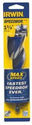 Irwin 3041020 1-3/8IN X 6IN Speedbor Max Speed Drill Bit