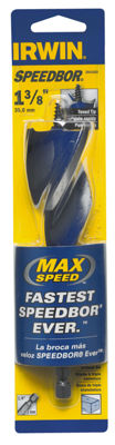 Irwin 3041020 1-3/8IN X 6IN Speedbor Max Speed Drill Bit