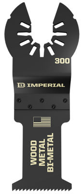 Imperial Blades Llc Iboa300-1 1-1/4IN One Fit Woodwtih Nails Bm Blade