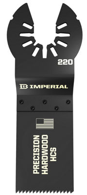 "Imperial Blades Llc Iboa220-1 1-1/4"" One Fit Japanese Precision Hcs Blade"""